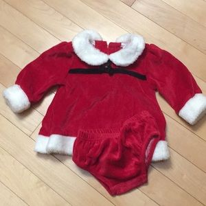 Other - Santa red velour outfit 🎅🏼